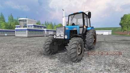 MTZ-1221 Bielorruso v1.0 para Farming Simulator 2015