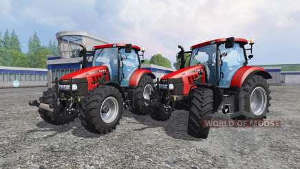Case IH JXU 85 and 115 v1.1 para Farming Simulator 2015