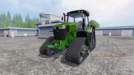 John Deere 7310R Quadtrac para Farming Simulator 2015