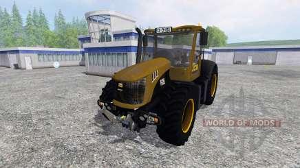 JCB 8250 Fastrac v0.9 para Farming Simulator 2015