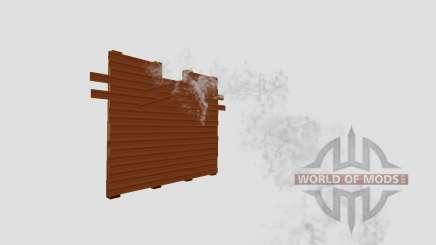 Una presa de madera para Farming Simulator 2015