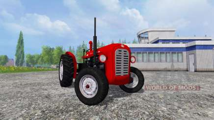 Massey Ferguson 35 v2.0 para Farming Simulator 2015