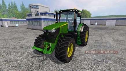 John Deere 7310R v2.1 para Farming Simulator 2015