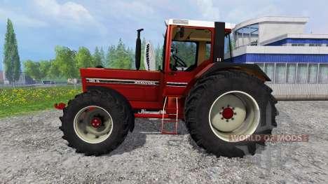 Case IH IHC 1255 XL para Farming Simulator 2015