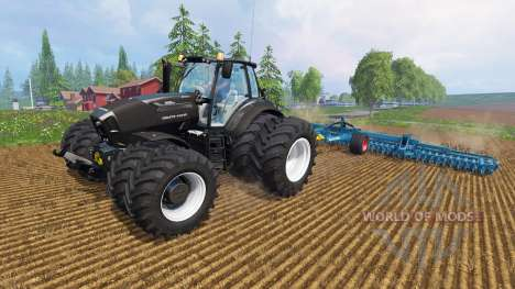 Deutz-Fahr Agrotron 7250 Dynamic8 black para Farming Simulator 2015