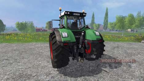 Fendt 1050 Vario v0.1 para Farming Simulator 2015