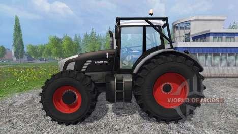 Fendt 936 Vario Forest Edition v1.1 para Farming Simulator 2015