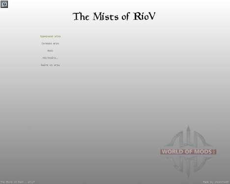 The Mists of RioV [1.6.4] para Minecraft