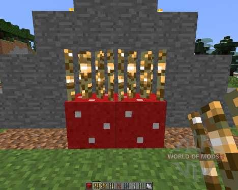 B0bGarys Growable Ores [1.6.4] para Minecraft