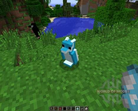 Rancraft Penguins [1.7.2] para Minecraft