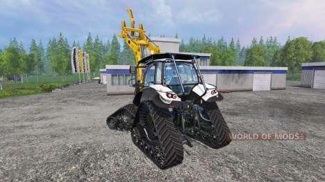 Deutz-Fahr Agrotron 7250 Mountain Goat para Farming Simulator 2015