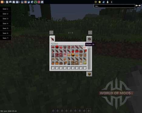 Paintball [1.6.4] para Minecraft