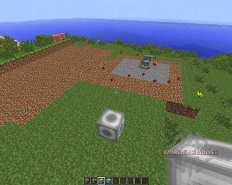 Clearing Block [1.6.4] para Minecraft
