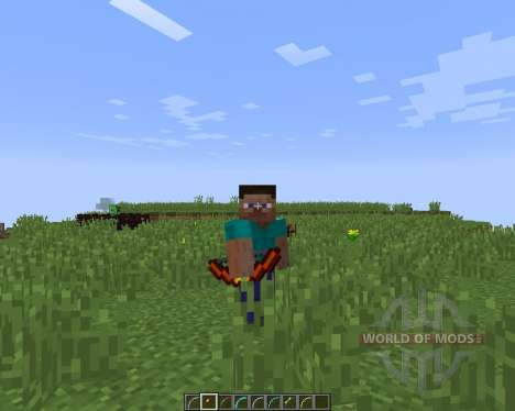 More Bows by LucidSage [1.8] para Minecraft