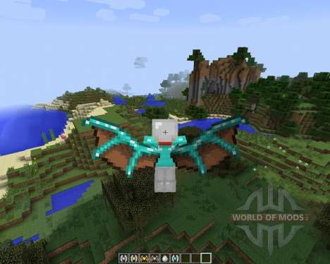 Simple Flight [1.7.2] para Minecraft
