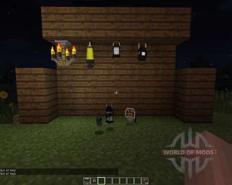 Amnesia Lights [1.7.2] para Minecraft