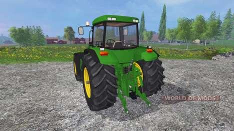 John Deere 8110 para Farming Simulator 2015