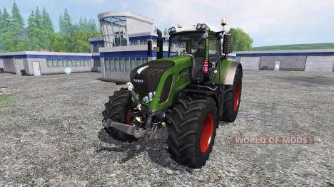 Fendt 936 Vario Normal para Farming Simulator 2015
