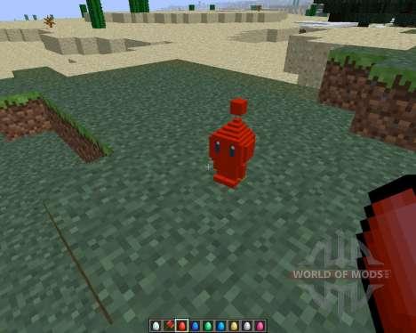 Sonic The Hedgehog [1.6.4] para Minecraft