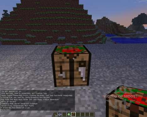 Christmas Festivities [1.6.4] para Minecraft