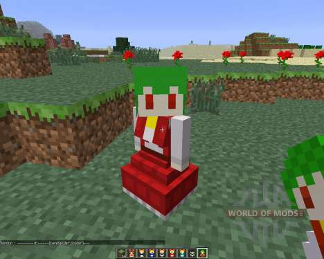 Touhou Alices Doll [1.6.4] para Minecraft