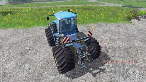New Holland T9.560 blue para Farming Simulator 2015