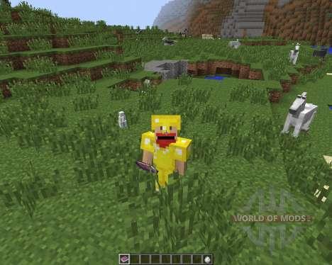 Familiars [1.7.2] para Minecraft