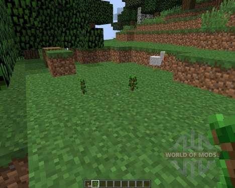 Auto Sapling [1.8] para Minecraft