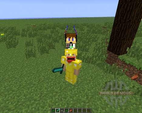 iChuns Hats [1.6.4] para Minecraft