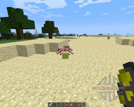 CandyCraft [1.6.4] para Minecraft