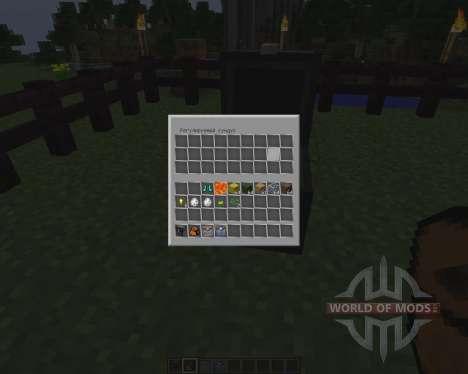 Better Chests [1.7.2] para Minecraft