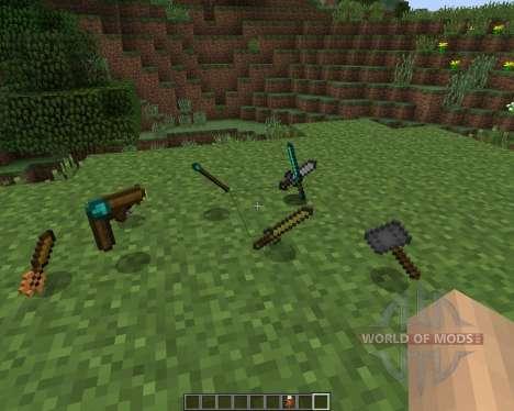 Balkons Weapon [1.7.2] para Minecraft