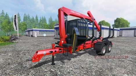 Stepa Steindl-Palfinger FHL 10 AK para Farming Simulator 2015