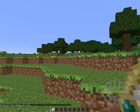 Crystal Wing [1.6.4] para Minecraft