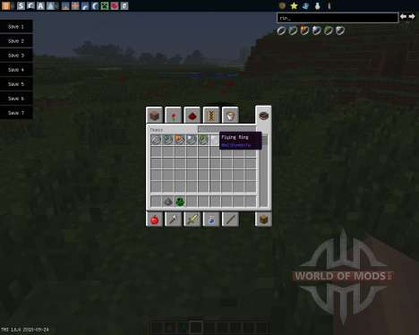 Rings of Power [1.6.4] para Minecraft