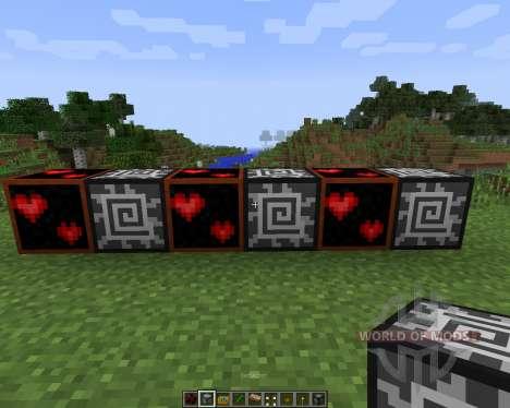 Minecessity [1.7.2] para Minecraft