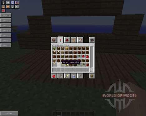 HarvestCraft [1.5.2] para Minecraft