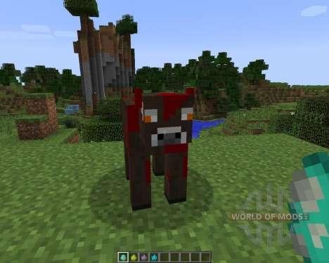 Elemental Cows [1.7.2] para Minecraft
