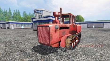 DT-S para Farming Simulator 2015