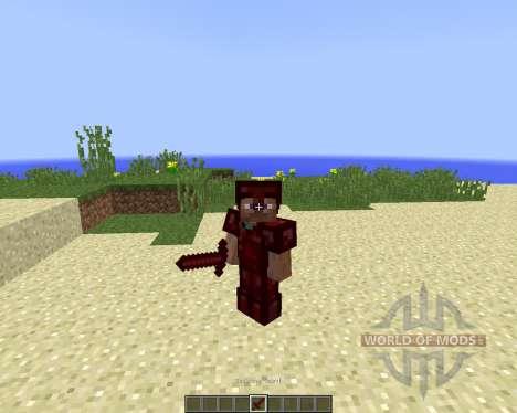 Armour Expansion para Minecraft