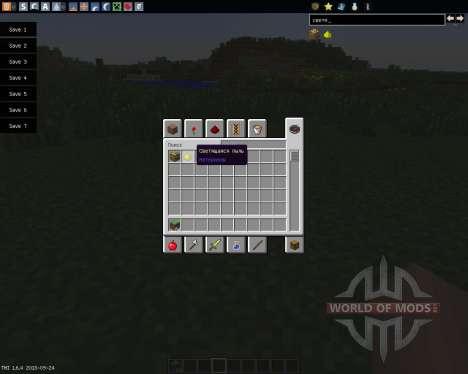 Glowstone Wire [1.6.4] para Minecraft