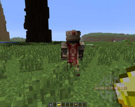 Guards [1.6.4] para Minecraft