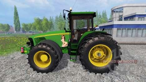 John Deere 8220 para Farming Simulator 2015