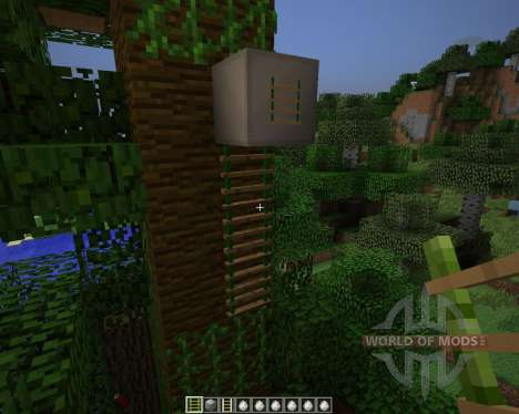 Ladders [1.7.2] para Minecraft