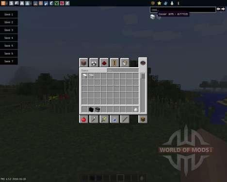 Coolers [1.7.2] para Minecraft