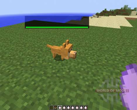 Dog Cat Plus [1.7.2] para Minecraft
