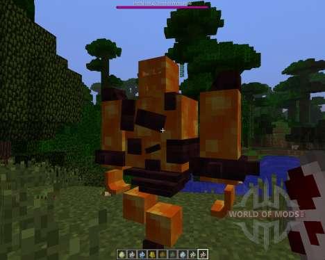 Elementals [1.6.4] para Minecraft