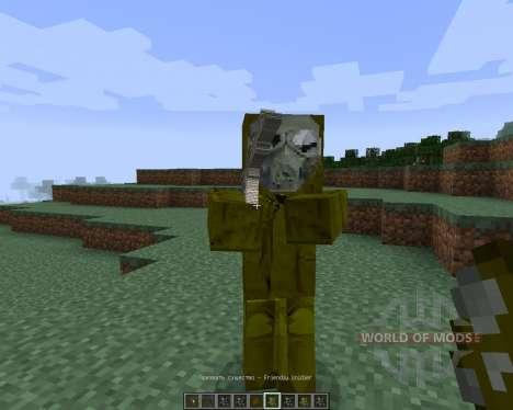Enemy Soldiers [1.7.2] para Minecraft