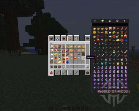 AdventureCraft Reloaded [1.8] para Minecraft