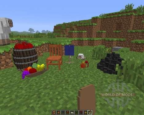 DecoCraft [1.6.4] para Minecraft